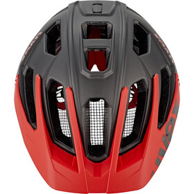 UVEX Quatro Casco, grey/red